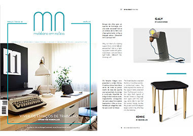 INSIDHERLAND interior design mobiliario em noticia Portugal press clipping