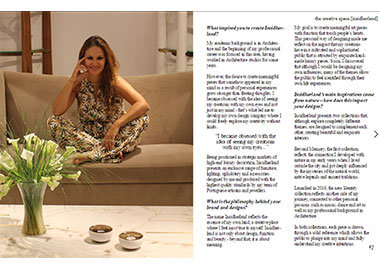 INSIDHERLAND The Longest Stay UK joana santos barbosa interview press clipping
