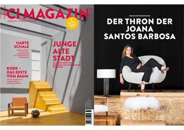 INSIDHERLAND Joana Santos Barbosa exclusive luxury furniture architect design press clipping