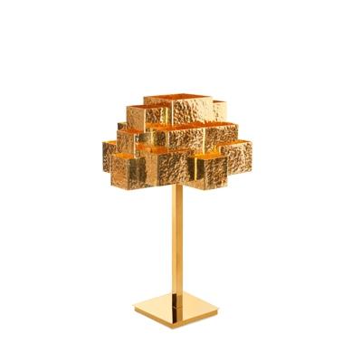 Inspiring Trees table lamp InsidherLand brass lighting