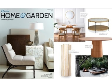 Home & Garden USA Seagram Wall Lamp InsidherLand collection luxury furniture design decor interiors press clipping magazines joana santos barbosa