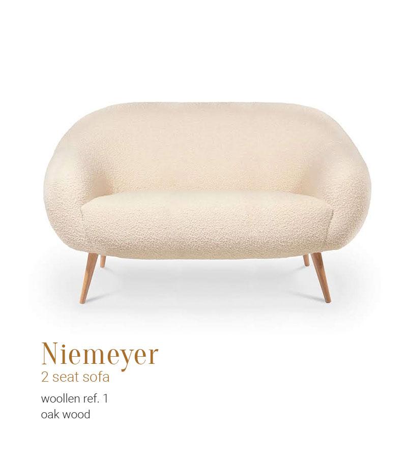 Niemeyer 2 Seat Sofa Insidherland By