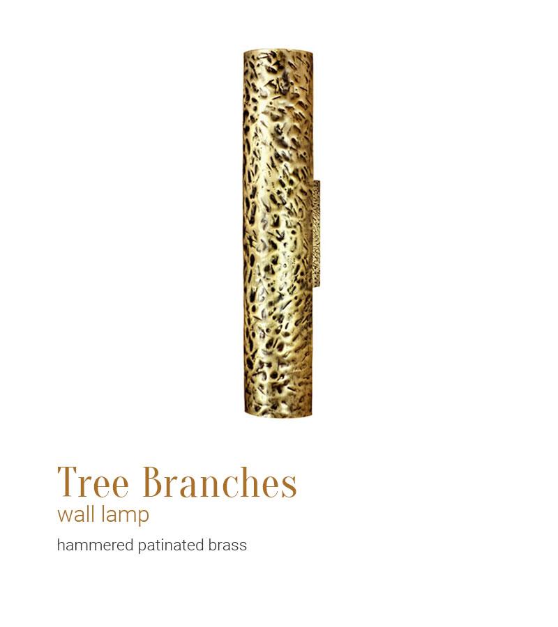 Tree Branches Wall Lamp Insidherland
