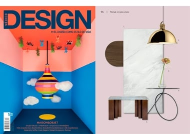 Mexico Design Mexico Pianist Console InsidherLand collection luxury furniture design decor interiors press clipping magazines joana santos barbosa