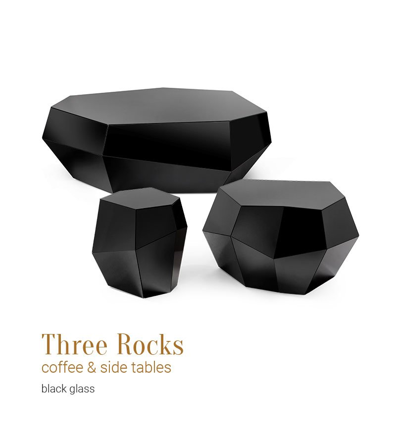 Three Rocks Coffee Side Tables Insidherland By Jsb
