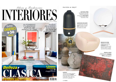 Interiores Spain Niemeyer II Armchair InsidherLand collection luxury furniture design decor interiors press clipping magazines joana santos barbosa